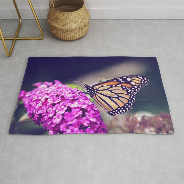 Butterfly Dreams Rug