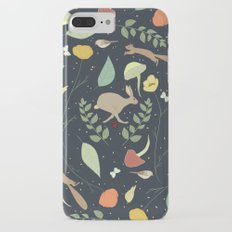 Woodland Pattern I iPhone 7 Plus Slim Case