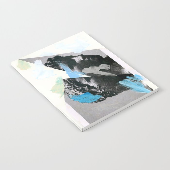 Untitled (Painted Composition 1) Notebook