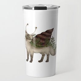 Catsnail I Travel Mug