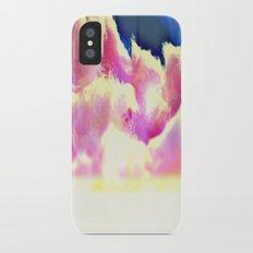 COTTON CANDY CLOUDS iPhone X Slim Case