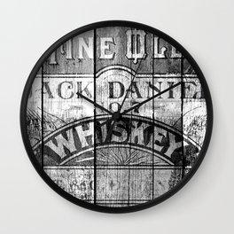 Jack Daniel - Vintage Wiskey Wall Clock