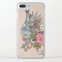 The End Of The Line Clear iPhone Case