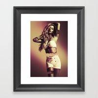 Fractured 03 Framed Art Print