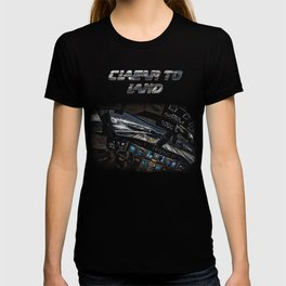 32R Clear to land T-shirt