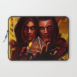 SWTOR - Sith twins selfie Laptop Sleeve