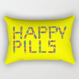 Happy Pills - Nurse Jackie Rectangular Pillow
