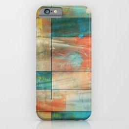 Mid-Century Modern Art 5.0 - Graffiti iPhone Case
