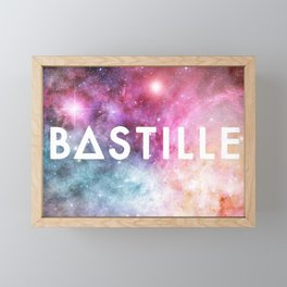 Bastille Galaxy 2 Framed Mini Art Print