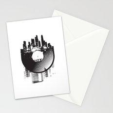 Urban Vinyl Stationery Cards