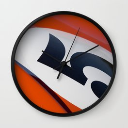 Racer Five Wall Clock