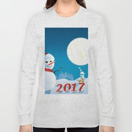 Join the spirit of Happiness Long Sleeve T-shirt