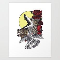 Grimm Art Print