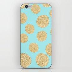 Straw Cushion Pattern iPhone & iPod Skin