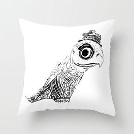 kingdom eagle Throw Pillow