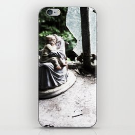 The Headless Mother iPhone Skin
