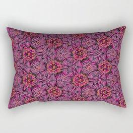 Plum Rectangular Pillow