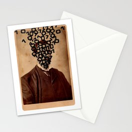Ones and Zeroes Stationery Cards