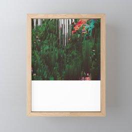 WLDLFTRL, FL Framed Mini Art Print