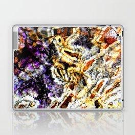 Purple Agate Laptop & iPad Skin