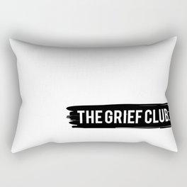 The Grief Club Rectangular Pillow