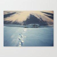 fargo Canvas Prints featuring Fargo by Linas Vaitonis