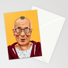 Hipstory -  Dalai Lama Stationery Cards