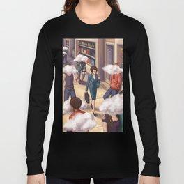 Prosopagnosia (face blindness) Long Sleeve T-shirt