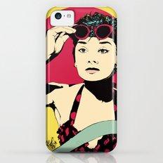 Audrey iPhone 5c Slim Case