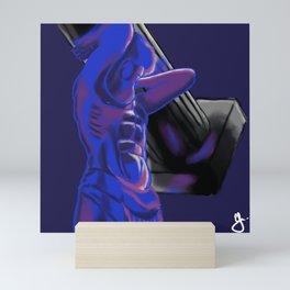 Samson Mini Art Print