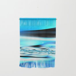 The Blues Wall Hanging