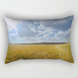 Fields of Gold Rectangular Pillow
