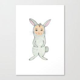 Rudy Rabbit Canvas Print