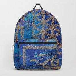 Flower of Life Backpack