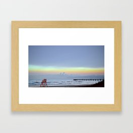 iPier Framed Art Print