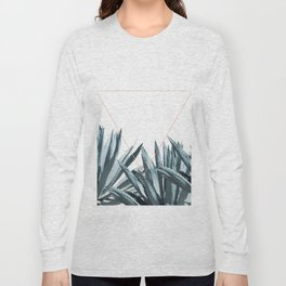 Agave Triangle Long Sleeve T-shirt