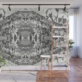 Hydrocarbon Deco Diamond Wall Mural
