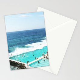 Ocean Pool Stationery Cards