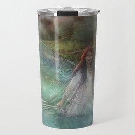 Dragonfly Fairy Travel Mug