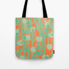 Cactus Mania Tote Bag