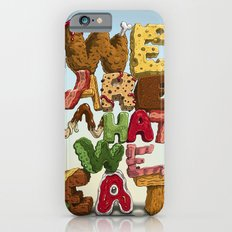 We are what we eat iPhone 6s Slim Case