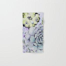 Pekinese Garden Hand & Bath Towel