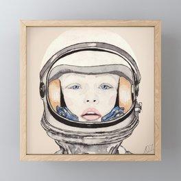 1969 Apollo 11 Framed Mini Art Print
