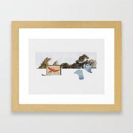 Strike Anywhere Framed Art Print