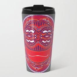 Adrenaline Mask Red Travel Mug