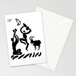 Pablo Picasso Pour La Paix, For The Peace Artwork, Tshirts, Prints, Bags, Posters, For Men, Women, K Stationery Cards
