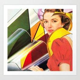 perspex Art Print