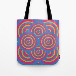 wide eyes&wireframes Tote Bag
