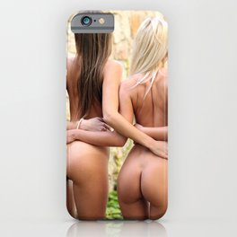 Their Lovely Lady Lumps iPhone Case