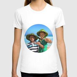 Macao Beach's Guys T-shirt
